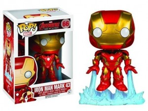 iron man pop