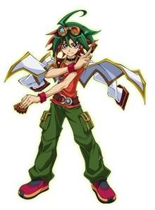 yugioh character
